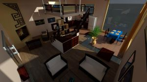 Manhattan apartment by Perso89