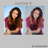 Action 9 by rockmywoorld