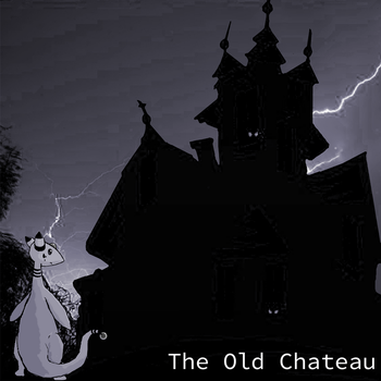 The Old Chateau - photoshop project by roxaspwnsxion