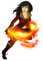 Hair Down by MissMinority