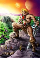 He-man by shawnmp