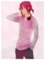 Matsuoka Rin: Following my own dream by PunksGoneDaft