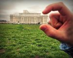 Palace of the Parliament by CosmiiiinR