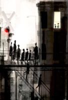 The train stop. by PascalCampion