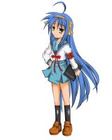 -Lucky Star - Konata Cosplay by Wanganator