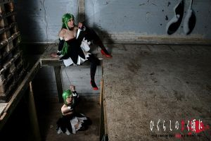 Dead end: Imprisonment by Rinaca-Cosplay
