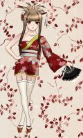 Oh, Cherry Blossoms by miss-vocaloid