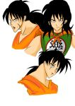 Yamucha looks by A-Arles
