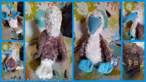 Gund Blue Footed Booby 10in by Vesperwolfy87