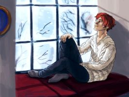 Cold Day by tragicPOPCORNmoment
