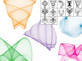 A3D Sine Brushes Set 5 by angela3d
