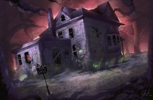 The Shunned House by SammaeL89