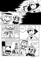Ash VS Serena Page 1. by Rohanite