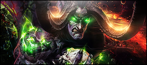 Illidan :3 by keitoAK