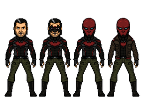 Red Hood Redesign by Melciah1791