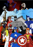 X-Vengers by ComicMarvel