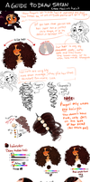 How to Hair by NerdyJones