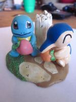 Mystery Dungeon by PokeSculpt-a-Mon