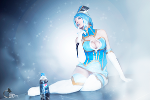 Blue Rose - Tiger and Bunny Cosplay I by ArashiHeartgramm