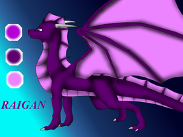 Raigan Ref by G0LDDragon