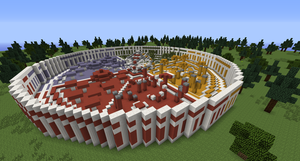 Four Color Arena by Xeroph19