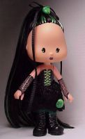 Sour Apple, custom SSC doll by Woosie