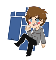 Louis [GIF] by gucciwreck