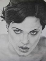 Angelina Jolie by otong666