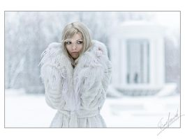 russian pretty winter ii by Mirlenges