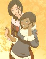 Korrasami Month 2015 by AndrewKyleSmith
