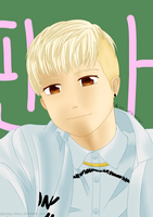 Happy 22nd Rap Monster Day by Nakajima-Hotaru