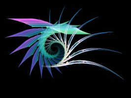 Deco Spiral by tsmarcus