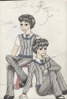 Rollins Twins by electric-ace by Hogwarts-Castle