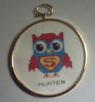 Super Hootie by jeania85