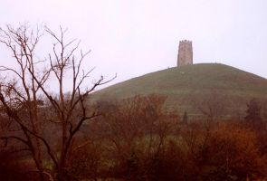 Glastonbury Tor by Willowsmummy
