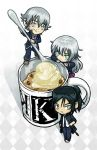 K Project Cookie in a Cup by JoannaJohnen