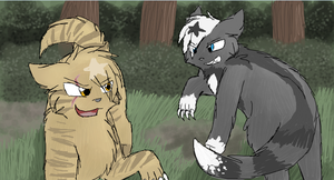 Let's Fight by CascadingSerenity
