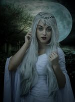 The White Witch.. by WelshDragonStockNArt