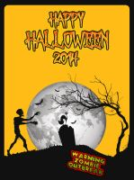 Halloween 2014 by crilleb50