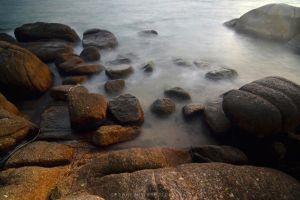 Slow rocks by drewhoshkiw