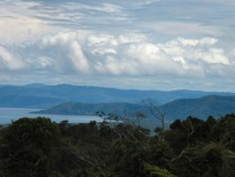 Over Rainforest to Rocky Point by tablelander
