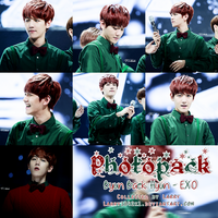 {Photopack #11} Baek Hyun (EXO) by Larry1042k1
