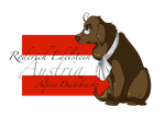 Hetalia Dogs: Austria by snickerdoots