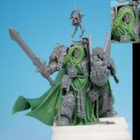 Dark Angels Conversion by Semimini