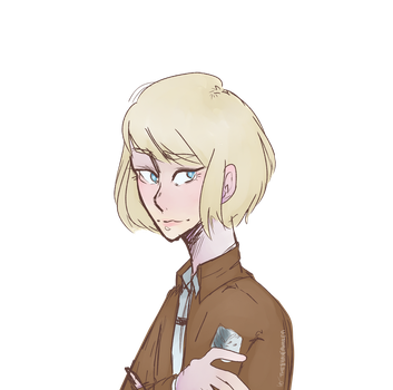 Armin by theyhaveawoken