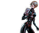 Black Widow (Ultimate Spider-Woman) PNG by TheSuperiorXaviruiz