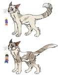 OFFER TO ADOPT - kitty designs by maebro