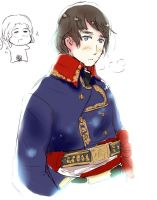 Young Napoleon by partee6554