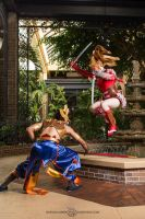 Leap by PinkJusticeCosplay