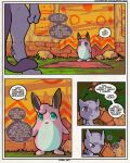 PMD: VF - 267 - The Visitor [ii] by sulfurbunny